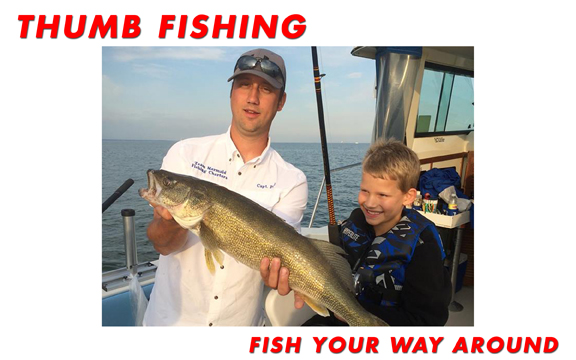 The Best Guide To Fishing Michigan 39 S Thumb